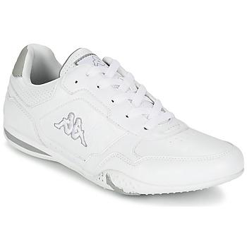 Schuhe Herren Sneaker Low Kappa SPIRIDO Weiss
