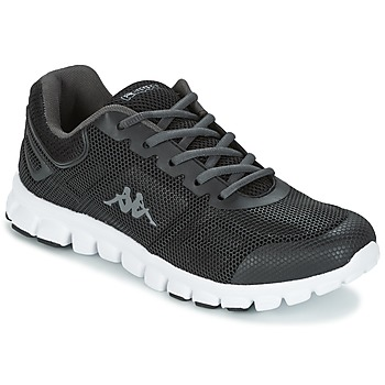 Schuhe Herren Sneaker Low Kappa SPEEDER Schwarz