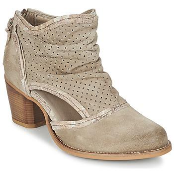 Schuhe Damen Low Boots Dkode BAHAL Maulwurf