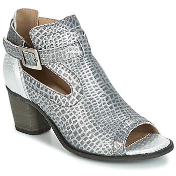 Schuhe Damen Sandalen / Sandaletten Dkode BELGIN Silbern