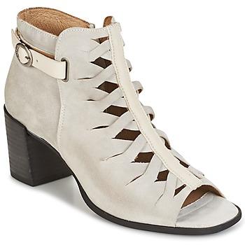 Schuhe Damen Sandalen / Sandaletten Dkode GENEVA Weiss