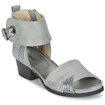 Schuhe Damen Sandalen / Sandaletten Dkode REECE Grau / Silbern