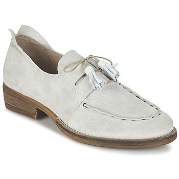 Schuhe Damen Slipper Dkode PERCY Weiss