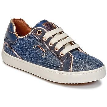 Schuhe Mädchen Sneaker High Geox J KIWI G. B