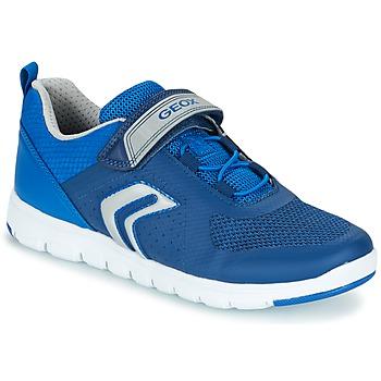 Schuhe Jungen Sneaker Low Geox J XUNDAY B. B Marine