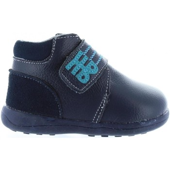Schuhe Kinder Boots Happy Bee B167794-B1153 Azul