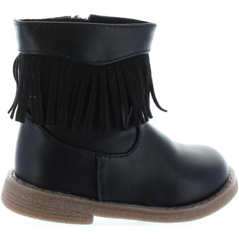 Schuhe Mädchen Klassische Stiefel Happy Bee B167850-B1690 Negro