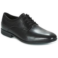 Schuhe Herren Derby-Schuhe Rockport SC PLAIN TOE Schwarz