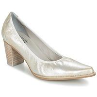 Schuhe Damen Pumps Un Matin d'Ete NAZETO Silbern