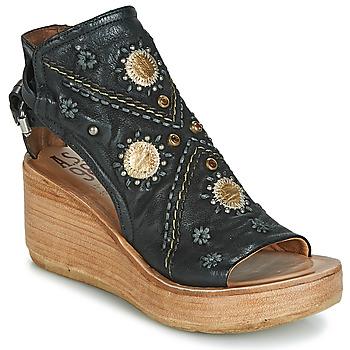 Schuhe Damen Sandalen / Sandaletten Airstep / A.S.98 NOA Schwarz