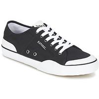 Schuhe Herren Sneaker Low Kaporal BUCKET Schwarz