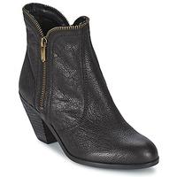 Schuhe Damen Low Boots Sam Edelman LINDEN Schwarz