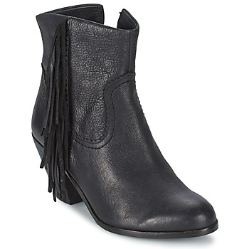 Schuhe Damen Low Boots Sam Edelman LOUIE Schwarz