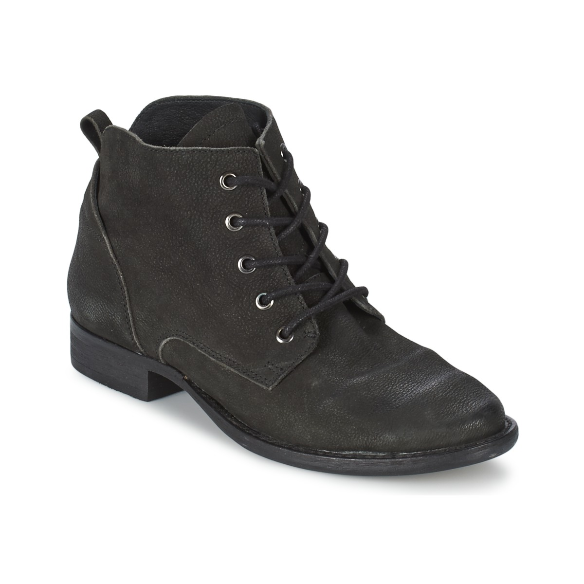 Sam Edelman MARE Schwarz - Kostenloser Versand bei Spartoode ! - Schuhe Low Boots Damen 127,20 €