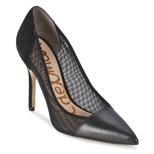 Sam Edelman DESIREE Schwarz  108,50 Schuhe Pumps Damen 108,50  2e1161