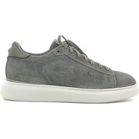 Schuhe Herren Sneaker Low Alberto Guardiani SU73353C Sneakers Man Grey Grey