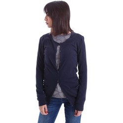 Kleidung Damen Strickjacken Rifle Y61770 03Z01 Strickjacke Frauen Blau Blau