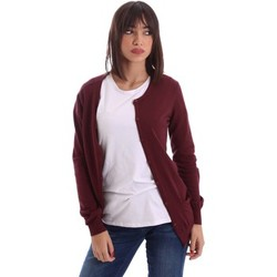 Kleidung Damen Strickjacken Rifle Y61770 03Z01 Strickjacke Frauen Bordeaux Bordeaux