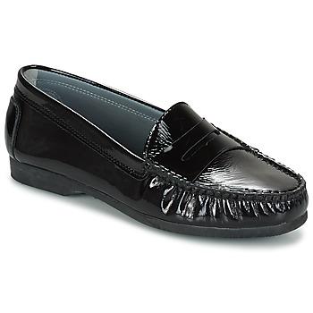Schuhe Damen Slipper Arcus DAME Schwarz