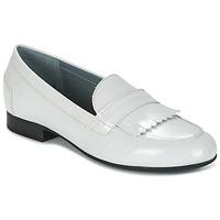 Schuhe Damen Slipper Arcus NATICE Weiss
