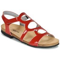 Schuhe Damen Sandalen / Sandaletten Arcus BERNER Rot