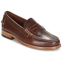 Schuhe Herren Slipper Sebago LEGACY PENNY Braun