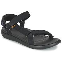 Schuhe Damen Sandalen / Sandaletten Teva SANBORN UNIVERSAL Schwarz