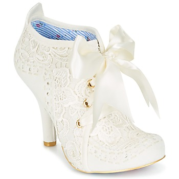 Schuhe Damen Ankle Boots Irregular Choice ABIGAIL'S THIRD PARTY Creme