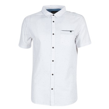 Kleidung Herren Kurzärmelige Hemden Rip Curl STARDUST Weiss