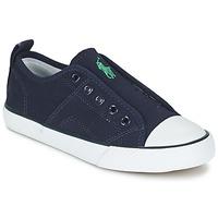 Schuhe Jungen Sneaker Low Ralph Lauren RYLAND Marine