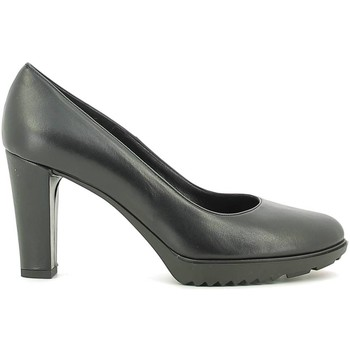 Schuhe Damen Pumps Grace Shoes S098TR Decolletè Frauen Black