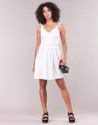Kleidung Damen Kurze Kleider Love Moschino WVF3880 Weiss