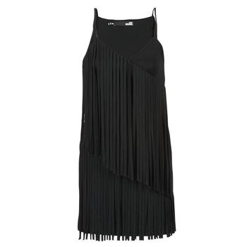 Kleidung Damen Kurze Kleider Love Moschino W595800 Schwarz