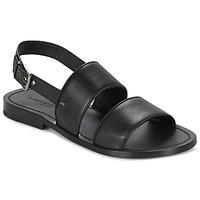 Schuhe Herren Sandalen / Sandaletten John Galliano 2402/LB-AA Schwarz
