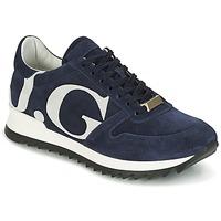 Schuhe Herren Sneaker Low John Galliano 2424DA Blau / Weiss