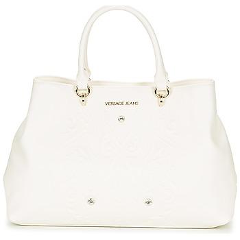 Taschen Damen Umhängetaschen Versace Jeans E1VPBBF5 Weiss
