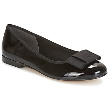 Schuhe Damen Ballerinas Betty London FLORETTE Schwarz