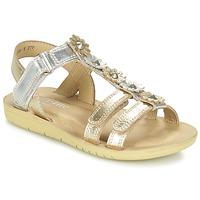 Schuhe Mädchen Sandalen / Sandaletten Start Rite LUNA Gold
