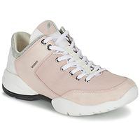 Schuhe Damen Sneaker Low Geox SFINGE A Rose