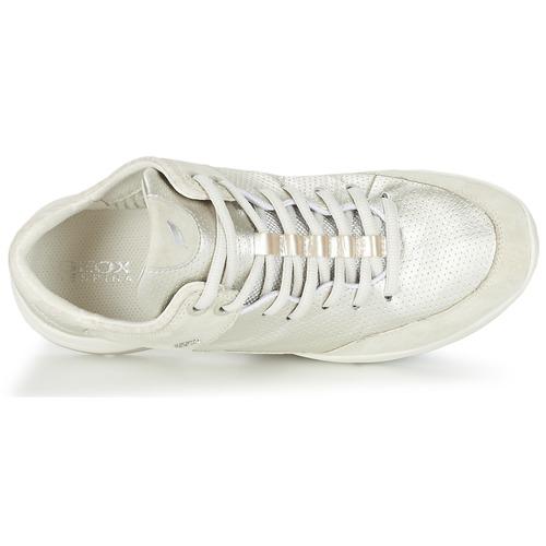 Geox SFINGE A Weiss  Schuhe Sneaker Low Damen 111,20