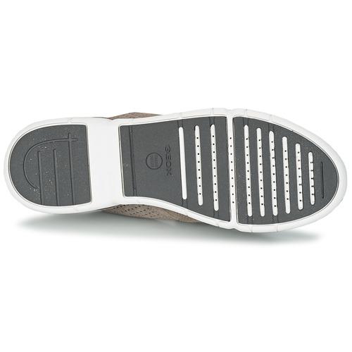 Geox BRATTLEY A Grau  90,30 Schuhe Sneaker Low Herren 90,30  31daeb