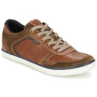 Schuhe Herren Sneaker Low Geox BOX C Braun