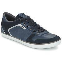 Schuhe Herren Sneaker Low Geox BOX Marine