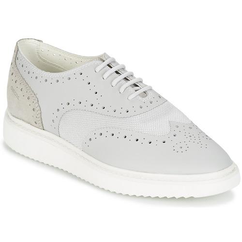Geox THYMAR B Grau  Schuhe Sneaker Low Damen 92