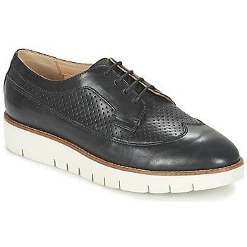 Schuhe Damen Derby-Schuhe Geox D BLENDA A Schwarz