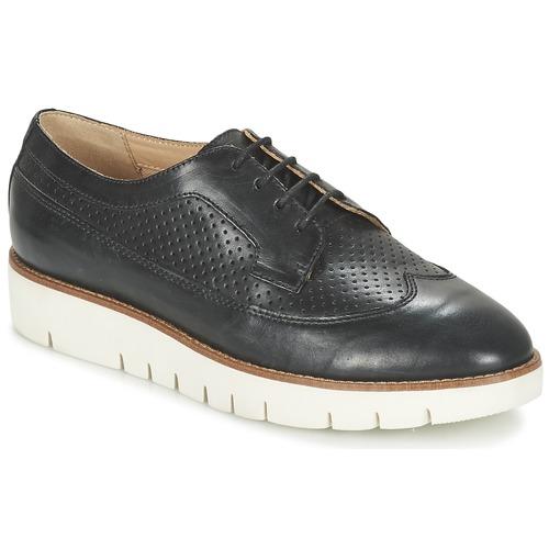 Geox D D D BLENDA A Schwarz  Schuhe Derby-Schuhe Damen 62,50 bf1c48
