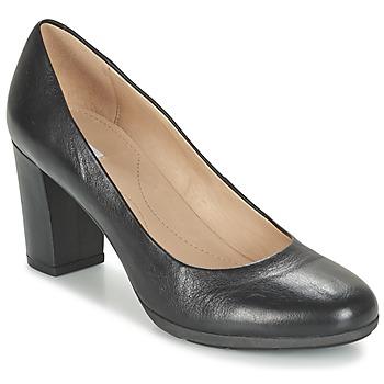 Schuhe Damen Pumps Geox D ANNYA A Schwarz