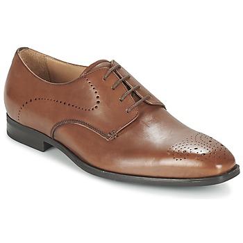 Schuhe Herren Derby-Schuhe Geox U NEW LIFE A Braun