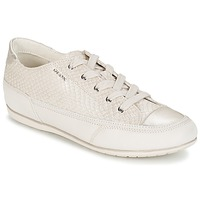 Schuhe Damen Sneaker Low Geox NEW MOENA