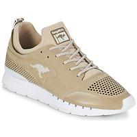 Schuhe Sneaker Low Kangaroos COIL 2.0 MONO Beige